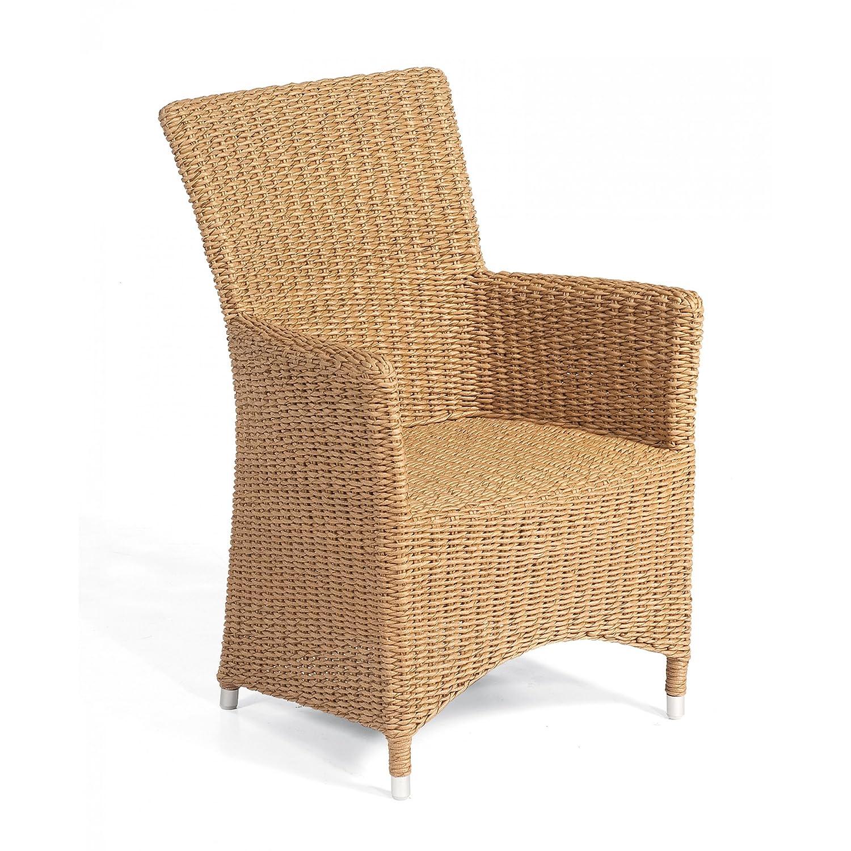 Sonnenpartner Gartenstuhl Sessel Modell Ikarus Farbe Hyazinthoptik 80071463