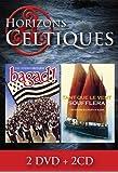 Horizons Celtiques (Bagad, Une Légende Bretonne + Tant Que Le Vent Soufflera, Une Histoire Des Chants De Marins) [DVD + CD]