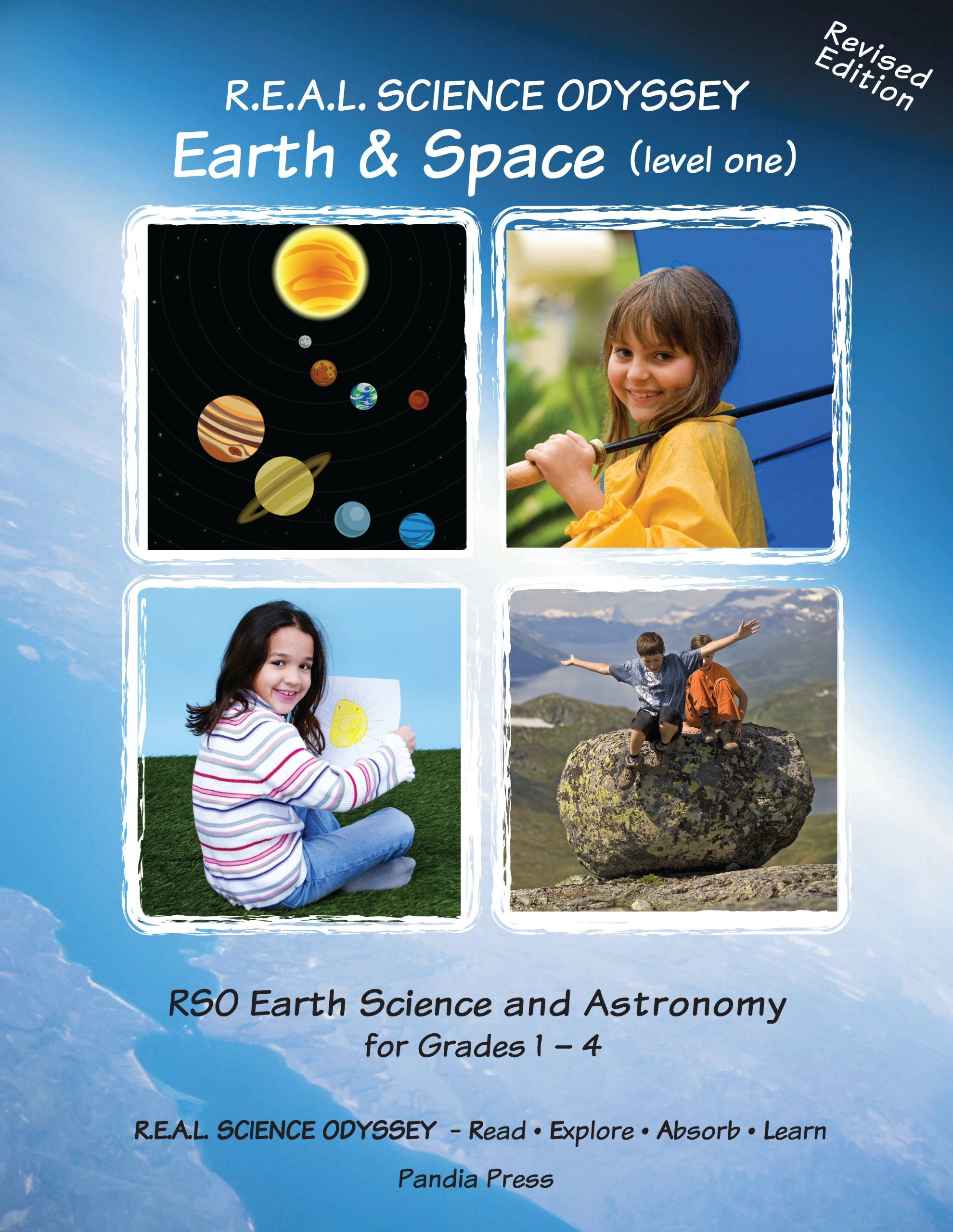 Image result for r.e.a.l. science odyssey earth and space