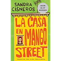 La Casa en Mango Street (Spanish Edition) book cover