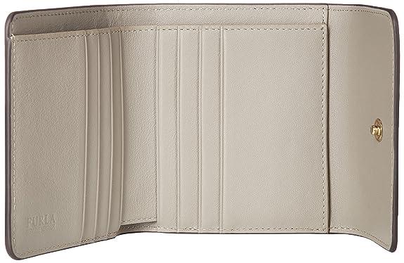 ac279db0a30f Amazon | [フルラ] 二つ折り財布 PU11 B30 並行輸入品 921850 ONYX [並行輸入品] | 財布