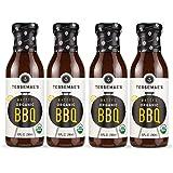 Tessemae's All Natural Condiment 4-Pack (Organic Matty's BBQ Sauce)