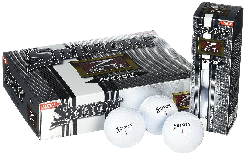 Srixon ZStar XV Two Dozen Golf Ball Pack