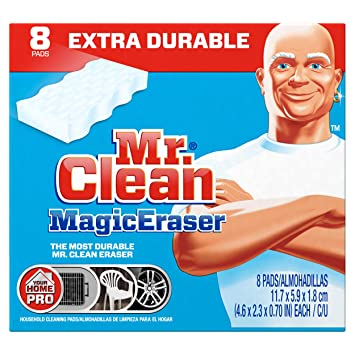 Mr  Clean Magic Eraser Extra Power Home Pro  8 Count Box. Amazon com  Mr  Clean Magic Eraser Extra Power Home Pro  8 Count