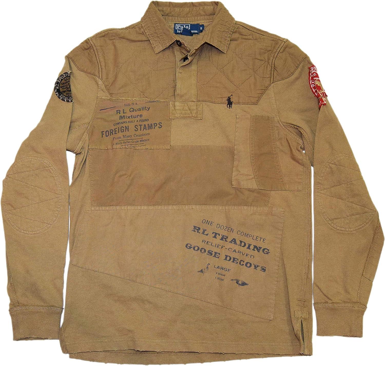Men Polo Ralph Lauren PERFORMANCE Color Blocked Windbreaker Coat Jacket Hoodie