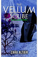 The Vellum Scribe: An Argolicus Mystery Kindle Edition