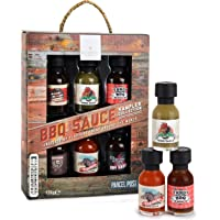 Modern Gourmet Foods, BBQ Sauce Collection, Variety 6 Pack, Flavours Include Root Beer BBQ Sauce, Jalapeno Wing Sauce…