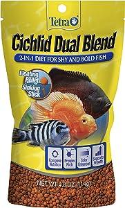 Tetra Cichlid Dual Fish Food