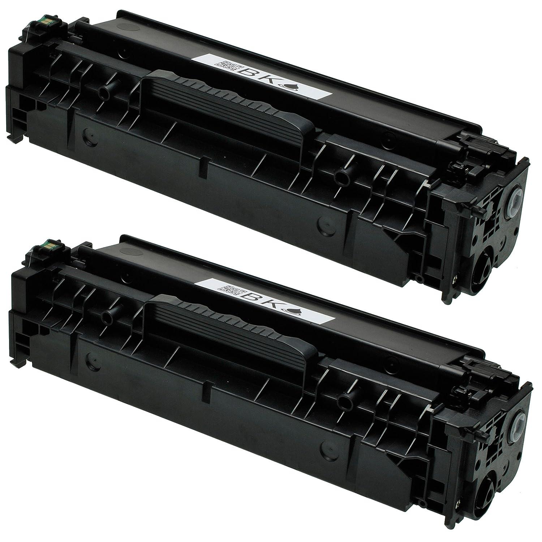 2 Logic-Seek Logic-Seek 2 – Tóner compatible con HP CF380 X 312 x Laserjet Pro M476dn DW NW f6b302