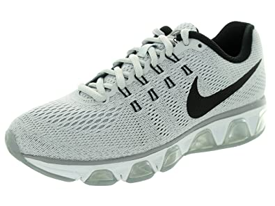 brand new 47be0 a4e9d Nike Women's Air Max Tailwind 8 Pure Platinum/Blck/WLF Gry/Wht Running Shoe  6 Women US