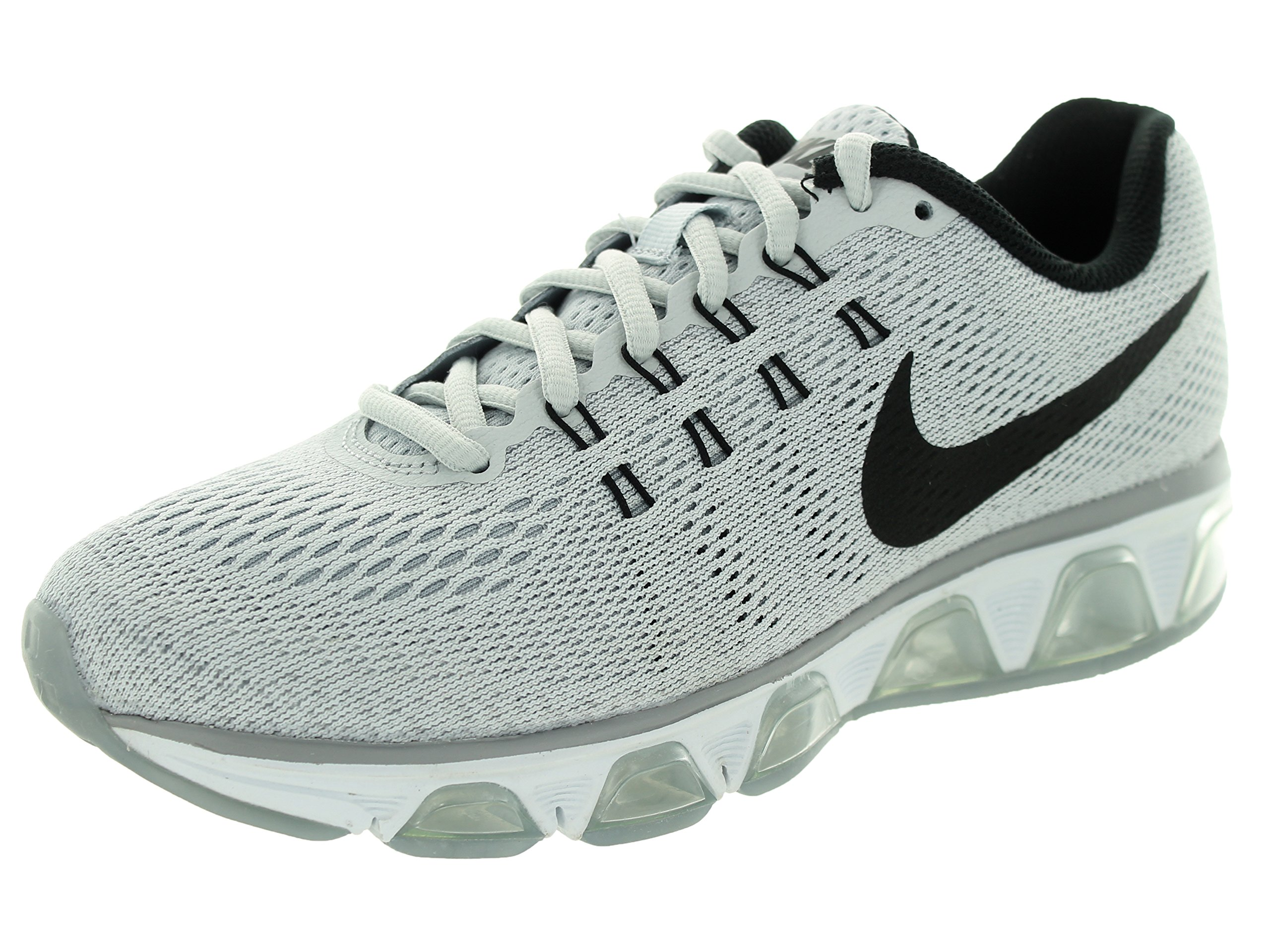 timeless design a3974 58478 Galleon - Nike Women s Air Max Tailwind 8 Pure Platinum Blck Wlf Gry Wht  Running Shoe 10 Women US