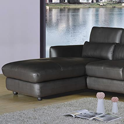 Ron colección moderno – tapizado PIEL Juego de sala de estar ...