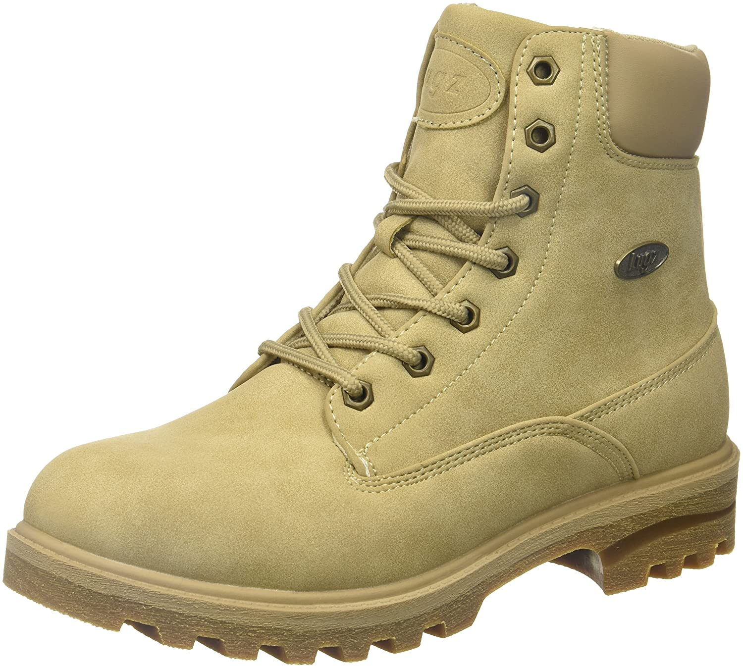 Lugz Women's Empire Hi Fashion Boot B073JT86D1 9.5 B(M) US|Sand/Gum