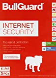 Bullguard Internet Security (Licence) - 1 Year, 3 User, 100MB Online Backup