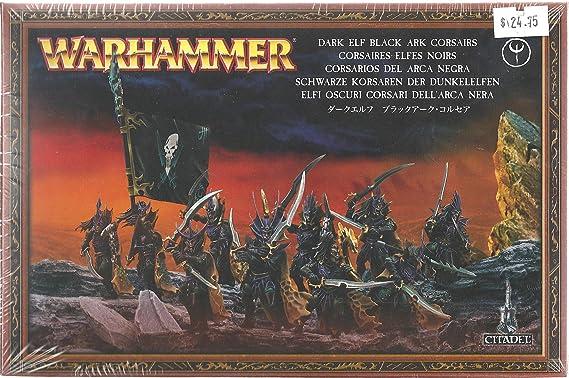 Warhammer 85-08. Corsarios del Arca Negra: Amazon.es: Juguetes y juegos