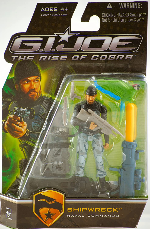 GI Joe The Rise of Cobra 3 3/4