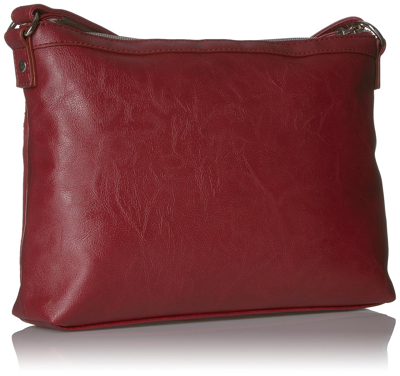 b76e8f082f7ac2 Relic Evie Crossbody Handbag, Baked Apple: Handbags: Amazon.com