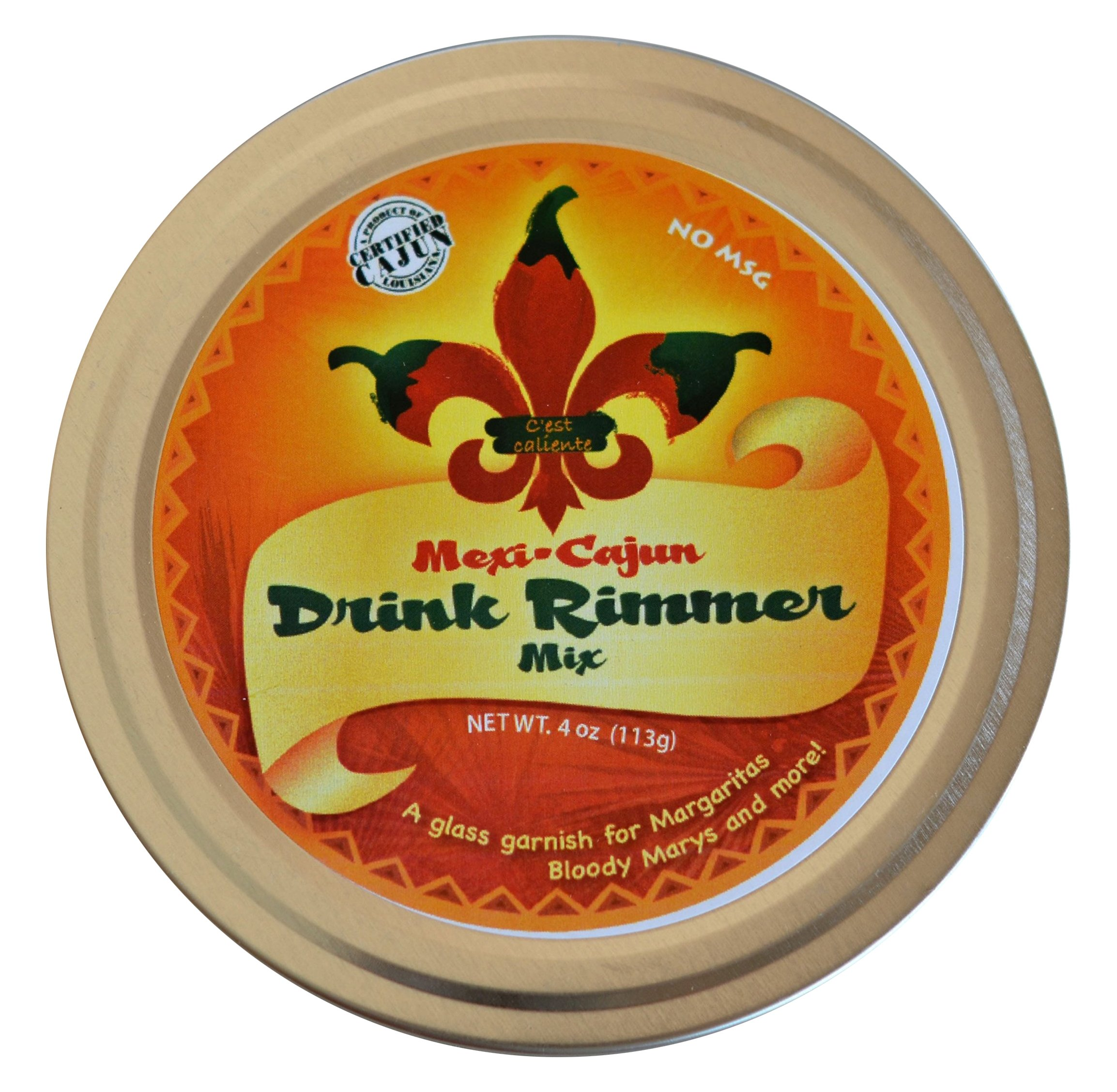 Mexi-Cajun Drink Rimmer