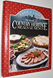 Land O' Lakes Treasury of Country Heritage Meals & Menus