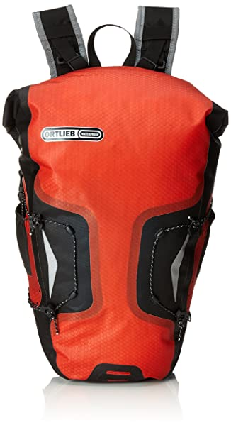 Amazon.com: Ortlieb Airflex 11 Mochila, Rojo: Sports & Outdoors