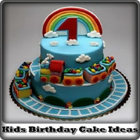 Terrific Amazon Com Kids Birthday Cake Ideas Appstore For Android Funny Birthday Cards Online Overcheapnameinfo