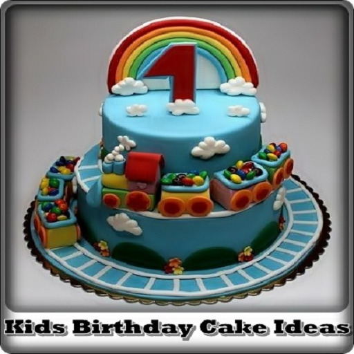 Outstanding Amazon Com Kids Birthday Cake Ideas Appstore For Android Personalised Birthday Cards Paralily Jamesorg