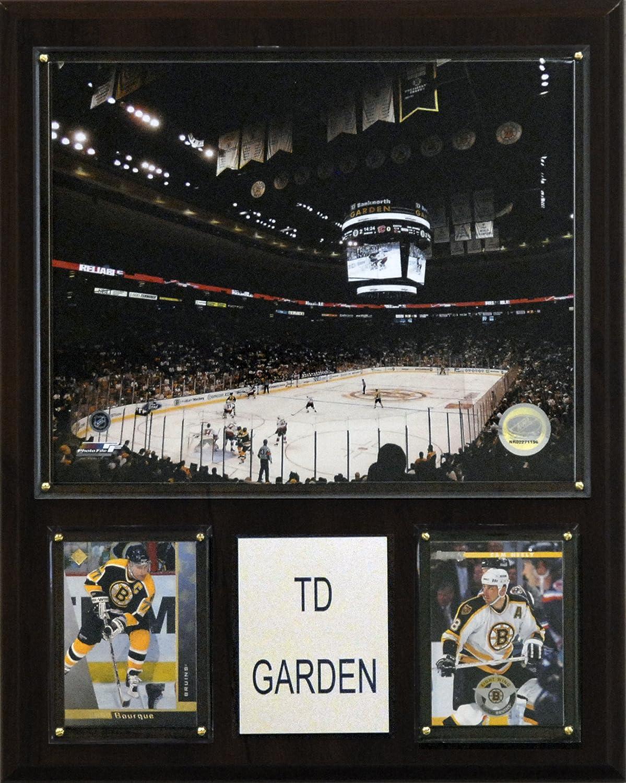 NHL TD Garden Arena Plaque