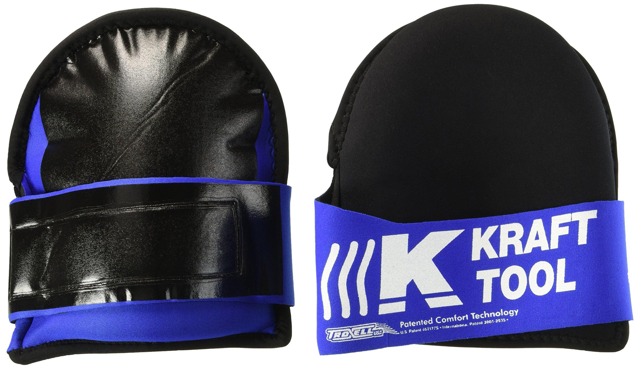 WL139 - Knee Pad Super Soft/Front Closure -pair by Kraft Tool