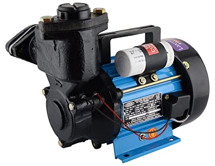 9a72a96b60881 Laxmi 0.5 HP Self Priming Monobloc Motorized Metal Water Pump (Blue and  Black)  Amazon.in  Garden   Outdoors