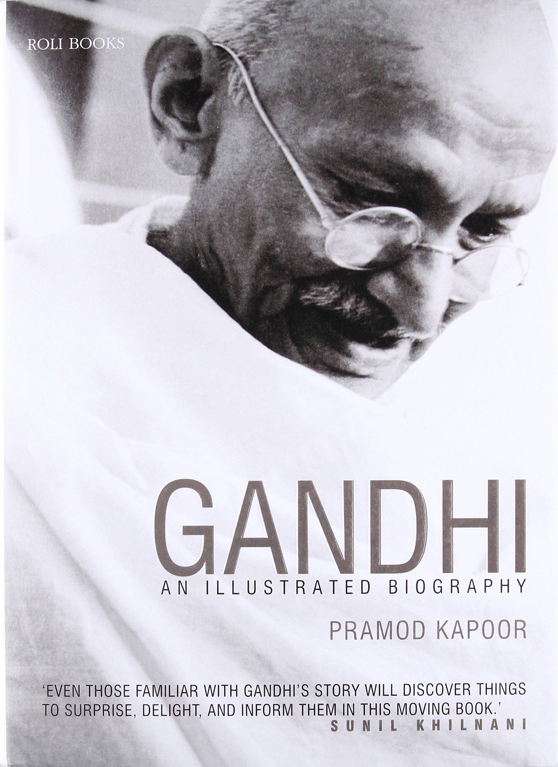 Gandhi Biography Book
