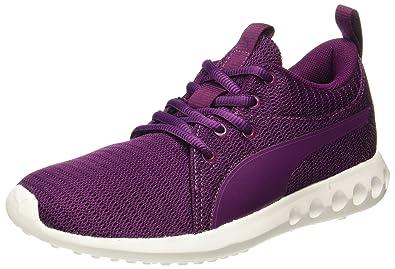 59802c6f05fc88 Puma Women s Carson 2 WN s Dark Purple Running Shoes - 4 UK India (37