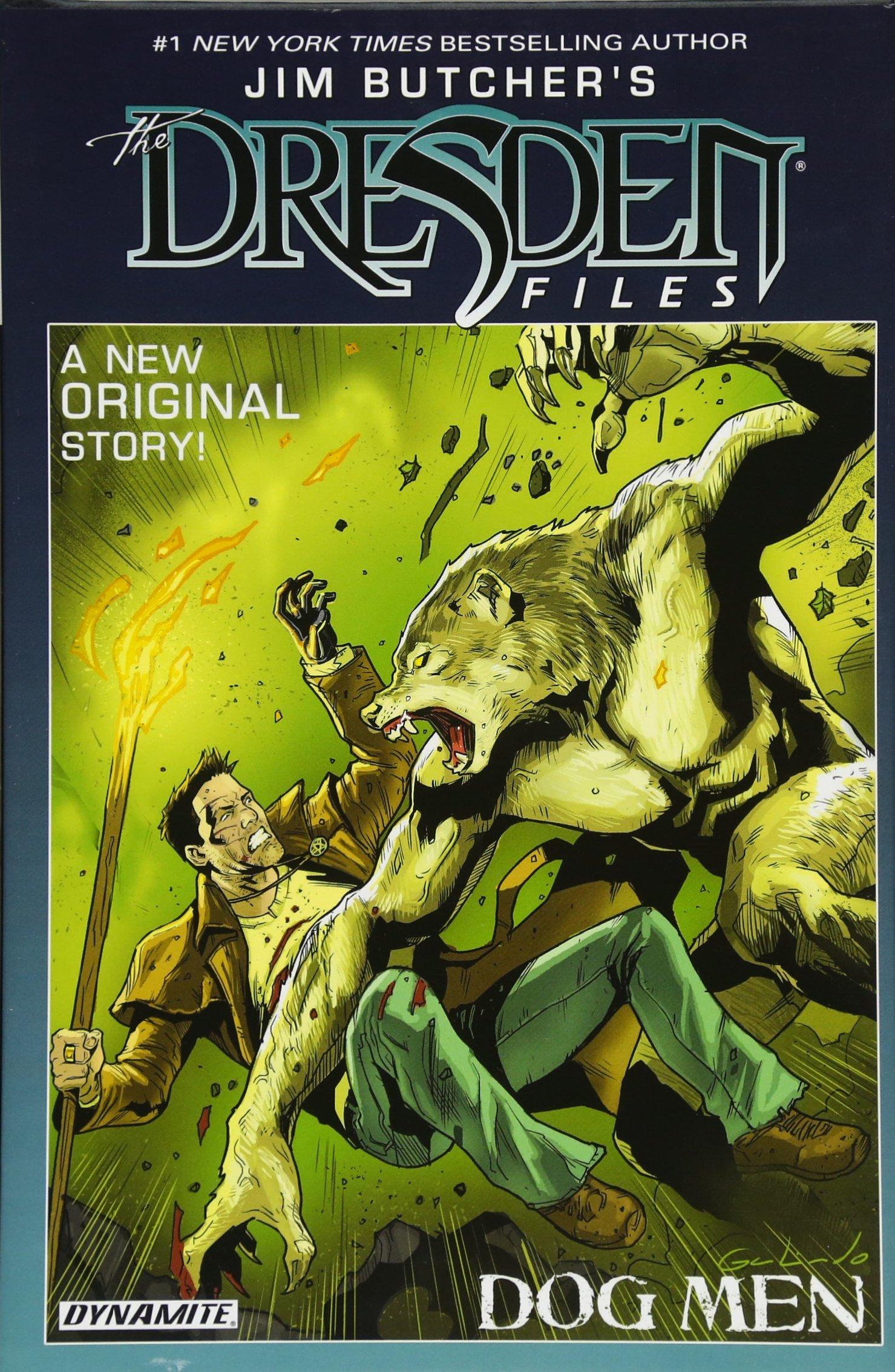 Download Jim Butcher's The Dresden Files: Dog Men ebook