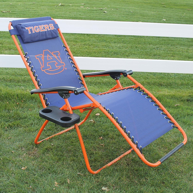 Amazon College Covers Auburn Tigers Zero Gravity Chair