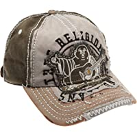 True Religion Mens Big Buddha Cap
