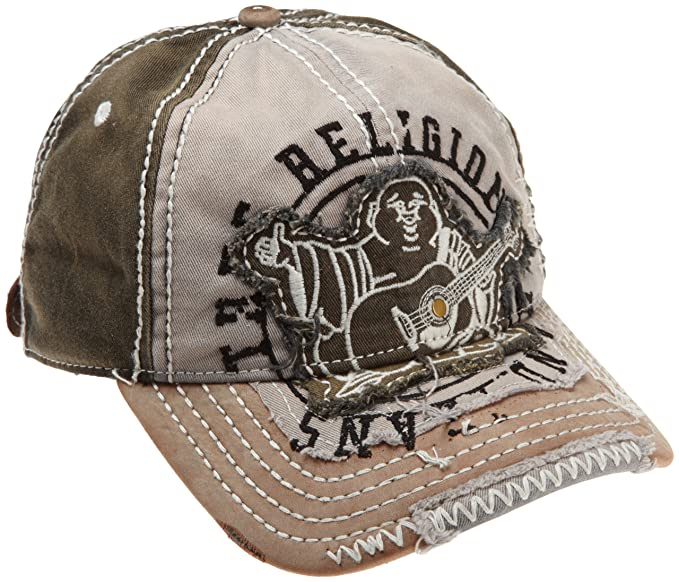 888c9a409cf True Religion Mens Big Buddha Cap