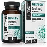 NatruCal: Supports Bone Health & Density in Women - Synergistic Formulation Combining Egg Shell Calcium, Vitamin D3, Vitamin K2 (MK7) & HMR Lignans - Maximizes Absorption & Utilization of Calcium