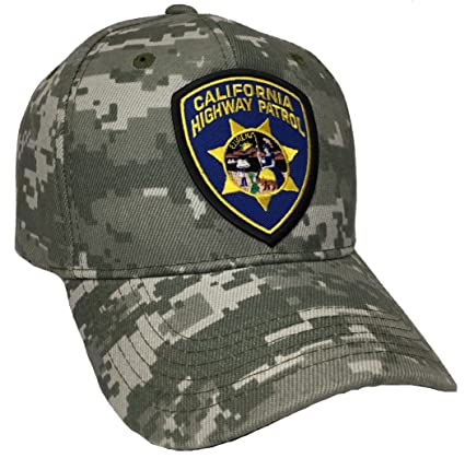 Amazon.com   California Highway Patrol Hat Green Digital Camo Ball Cap    Everything Else 87e9579ba7f