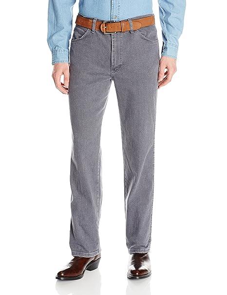 1e95c7baca6fa Wrangler Silver Edition - Jeans para Hombre