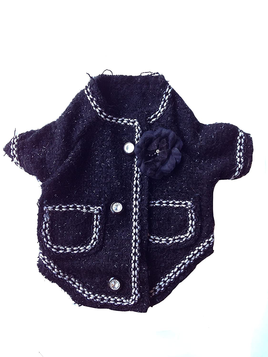 The Dog Squad Coco Jacket, XX-Small