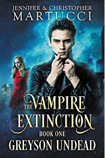 Revenant book two of the apparition series kindle edition by the vampire extinction greyson undead book 1 fandeluxe Choice Image