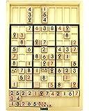 Sudoku de Table en Bois