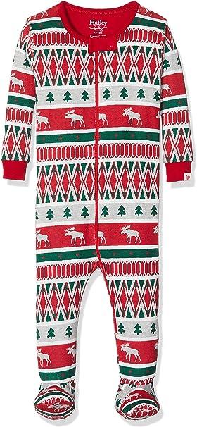Hatley Footed Sleepsuit Pijama para Beb/és