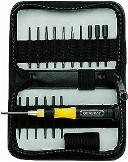 General S605 6 Piece 5 Blade Jewelers Screwdriver Set General Tools 42565