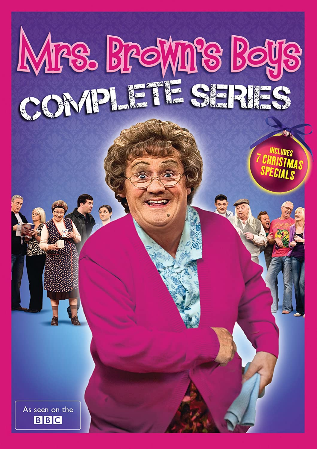 Mrs. Brown's Boys: Complete Series Brendan O' Carroll
