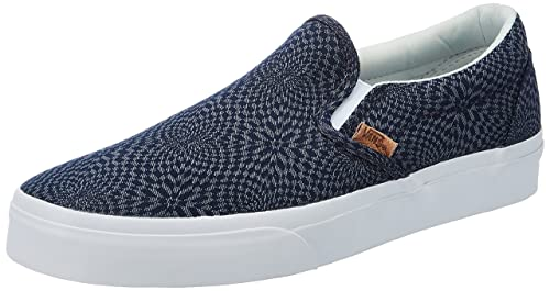 9e8d6678d1 Vans Unisex Classic Slip-On DX Loafers and Moccasins  Buy Online at Low  Prices in India - Amazon.in