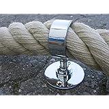 Cuerda portaequipajes Cromado para pasamanos de 40mm