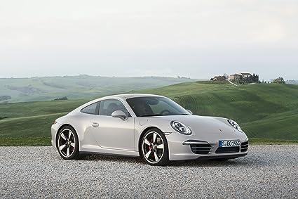 Clásico y músculo anuncios de coche y COCHE arte Porsche 911 50th Anniversary Edition (2013