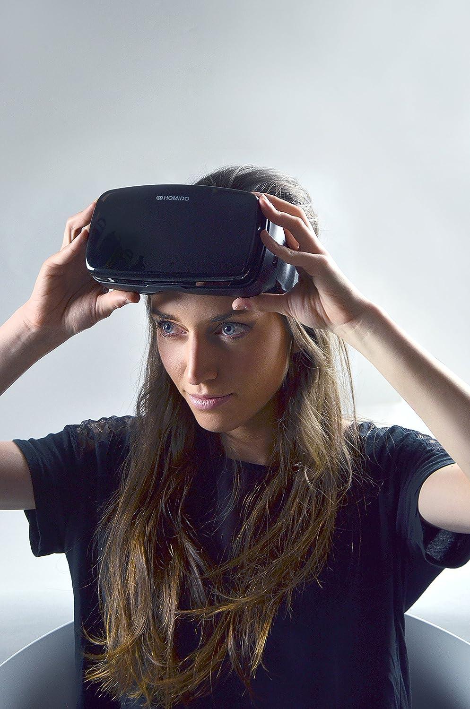 Homido Virtual Reality Headset for Smartphone