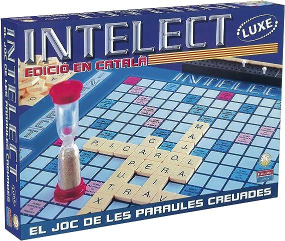 Falomir Intelect de Luxe (en catalán). Juego de Mesa. Family & Friends. (4008): Amazon.es: Juguetes y juegos