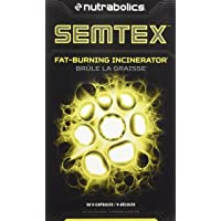 NUTRABOLICS Semtex Fat-Burning Incinerator, 250g